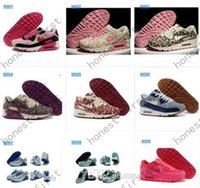 air trainer max - 2016 High Quality New Women Flower Air Cushion Hyperfuse Sneakers Pink Breathable Outdoor Trainer Running Shoes Max Size