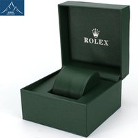 Wholesale AAA Watches Boxes Luxury Watch Boxes Replica Green Rolex Watches Boxes Original Watch Box for Rolex
