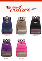 backpacks for middle school - Ecocity Classic Backpack For Middle School Students Fashion Brand Travel Sports Laptop Women Girls Daypack Female Rucksack Bags