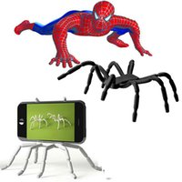 bag spiders - Universal Changeable Spider Phone Holder Mount Cellphone All Purpose Flexible Universal Mounts Holder Stand with OPP BAG