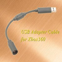 Wholesale 1pcs Breakaway Wired Controller USB Cable Compatible for Xbox for Rock Band