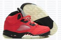 bean boots - Cheap Retro men basketball shoes space jam Green Bean Mark Ballas bin Fire Red Athletics Boots Cheap online sale