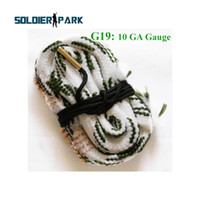 airsoft pistol accessories - G19 GA Gauge Pistol Boresnake Cleaner Kit Airsoft Tactical Hunting Accessory Cleaning Rifle Bore Snake Bore Brushes order lt no track