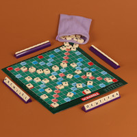 Wholesale Puzzle Board Games years improve Vocabulary Scrabble English letter Spelling Game