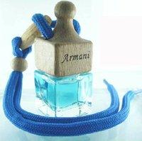 Wholesale Automotive supplies car perfume pendant pendant hanging car Jushi essential oil perfume g