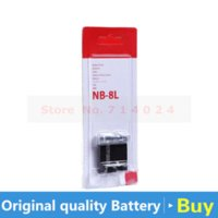 Wholesale NB L Camera Battery NB L battery charger For Canon PowerShot A3300 A3200 A3100 A3000 A2200 A1200 IS