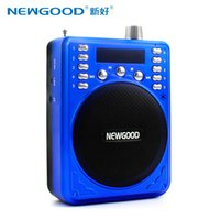 audio retailers - NEWGOOD F37A Bluetooth Portable one key voice recorder voice amplifier for brand cloth shoe shopp retailer supermarket sales promotion