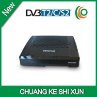 Wholesale set top box with wifi and twin tuner Amiko combo tv receiver tv agp tv receiver tuner