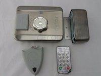magnetic door lock - DHL Door Access Control Integrated IR Door Magnetic Lock Khz RFID Card Door Lock