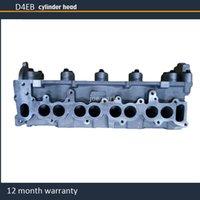 Wholesale D4EB D4EA II Cylinder head cylinder head for HYUNDAI SANTA FE L CRDI HYUNDAI TUCSON CRDi