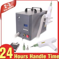 Wholesale 800mj nm nm Q Switch NDYag Laser Tattoo Removal Eyebrow Cleaning Spots Removal Skin Care Spa Beauty Machine