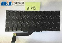 apple ibm - Brand NEW Original Laptop pro retina A1398 keyboard Russia Version quot built in for MBP Apple Unibody