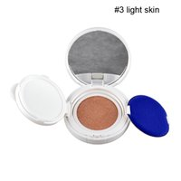 Wholesale BIOAQUA BB Cream Air Cushion Nude Cream Foundation Concealer Extreme Bare Strong Whitening Moisturizing With Puff Sponge Mirror g