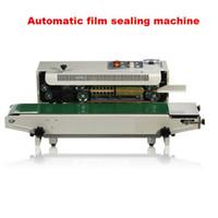 bag band sealer - Plastic Bag Soild Ink Continuous Band Sealer Automatic film sealing machine Sealing Machine