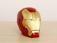 Wholesale Iron Man Helmet Ashtray Man Ashtray