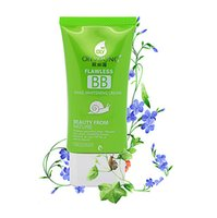 bb snail cream - Face Foundation Base Makeup Snail Whitening Concealer BB Cream Perfect Cover g Invisible Isolation Moisturizing Astringe Pores