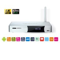 Wholesale Himedia Q5 Quad Core Android TV Box XBMC Dolby DTS Media Player