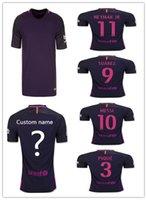 anti fan - DHL shipping Top Thai quality neymar jr suarez messi pique soccere jersey messi soccer jersey t shirts fan version footall jersey
