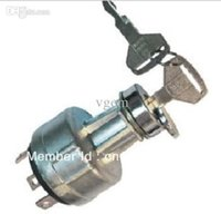 Wholesale Key Switch Starter Switch Ignition Switch YN50S00002P1 YN50S00029F1 for SK200 Kobelco Excavator