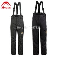Wholesale Skiing Pants women outdoor brand men and women s thick warm waterproof breathable snowboarding pants mountaineering charge