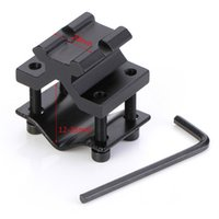 Wholesale Tactical rifle scopes sit universal dovetail rail clamp Pipe Clamp laser sight bracket butterfly clip GJ13