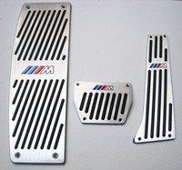 Wholesale aluminum gas fuel pedal foot rest pedal break pedals MT for BMW F30 F31 i d i i i F20 F21 New series
