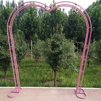 balloon racks - Wedding balloon arches shelf rack flower wedding door opening silk