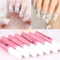 beauty drops acrylics - 2g Mini Professional Beauty Nail False Art Decorate Tips Acrylic Glue Nail Accessories Drop Shipping