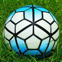 Wholesale England Premier league football Anti slip Soccer ball HIgh quality PU size soccer ball