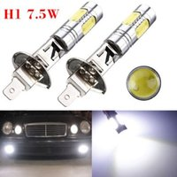 Wholesale H1 W LED automotive lighting factory direct LED high power H1 W fog lamp fog lamp COB