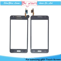 note 2 lcd screen - High Quality for Samsung Galaxy Grand Prime G531 SM G531F Touch Screen Digitizer Glass Touch Panel Replacement Black White