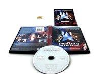 america dvd region - 2016 new movies dvds Captain America Civil War dics US version region Factory Price free DHL