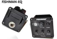 Wholesale Captadores de guitarra ISYS EQ sistema Preamp para guitarra acústica Pickups frete grátis em estoque