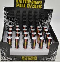 best case money - battery stash pill box safe metal case smoking accessories Diversion Pill Box Hidden Money Coins Container Case mm best