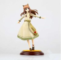 best renewals - Anime Kotobukiya Spice and Wolf Holo Renewal Scale Boxed PVC Action Figure Best Collection Model Toy quot CM