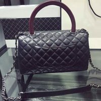Wholesale Women Fashion shoulder bag with handle NEW ladies fashion bag small bag genuine leather bag