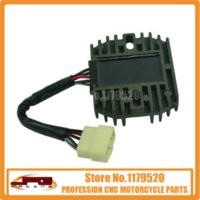 Wholesale Motorcycle Aluminum Voltage Rectifier Regulator For GSXR600 GSXR750 GSXR1000 regulated switching power supply