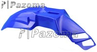 Wholesale PAZOMA Blue Off Road Motorcycle Dirt Pit Bike Motocross Front Mudguard Front Fender Multicolor For DRZ KX YZ