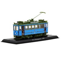 Wholesale THE TOYS TARM ATLAS A2 Rathgeber Static Plastic Tram Model