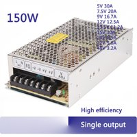 Wholesale 150W V V V V V V V V V switching power supply single output v adjustable ac dc transformer