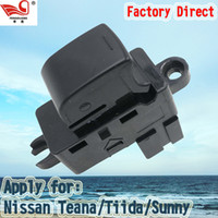 auto nissan sunny - Factory Direct Right and Front Master Electric Auto Power Main Window Switch for Nissan Teana Tiida Sunny Car