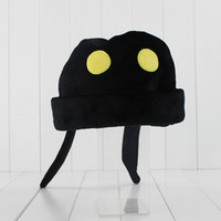 ant games - Kingdom hearts Ant Plush Hat Toys Anime Cartoon cosplay hat Plush Soft caps inch retail