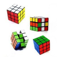 Wholesale Factory directly sales Hot Sale New Mic Rubik Cube X3x3 cm Puzzle Magic Cube Game adult children educational toys
