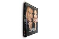 Wholesale 2016 Castle Season The Complete Eighth Season th Eight Disc Set US Version DVD Boxset New