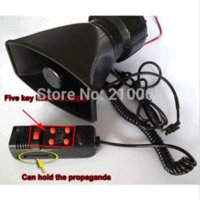 ambulance horn sound - DC V W Motorcycle Car Auto Vehicle Truck Sound Tone Loud Horn Siren Police Firemen Ambulance Warning Alarm Loudspeaker Va