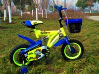 Wholesale 12 Inch Kids bicycles Kids Bike damping Exercise bike Colors