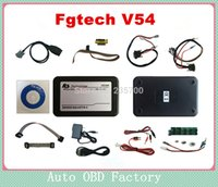 Wholesale Lowest Price VD300 V54 FGTech Galletto Master BDM TriCore OBD Function FG Tech Auto ECU Programmer with Multi langauge