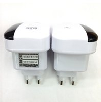 Wholesale 300Mbps EU Plug Wireless N N B G WPS WiFi Repeater Network for AP Router