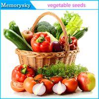 семена оптовой все виды различных семян овощей семейства горшечных балкон саду четыре сезона посадки горячей продажи