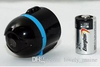 ball connection - AI Ball Mini Wifi Cam IP Wireless Surveillance Camera pixel support WIFI connection iPhone ipad itouch SC001B